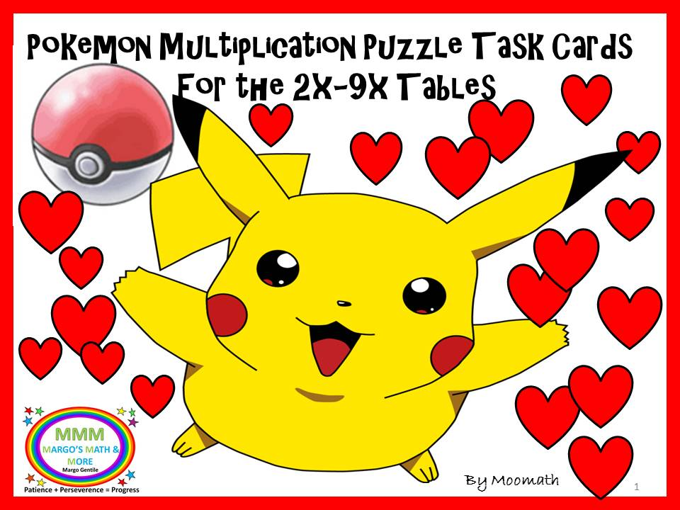 Color Coded Multiplication Program